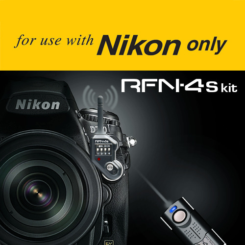 [Nikon only] RFN4s Wireless ReleaseSMDV