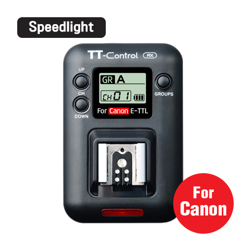 TT-Control RX / For Canon For SpeedlightSMDV