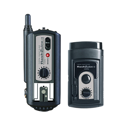 FlashQuick-2 SET Ability to function as a camera shutter release (cable option)SMDV
