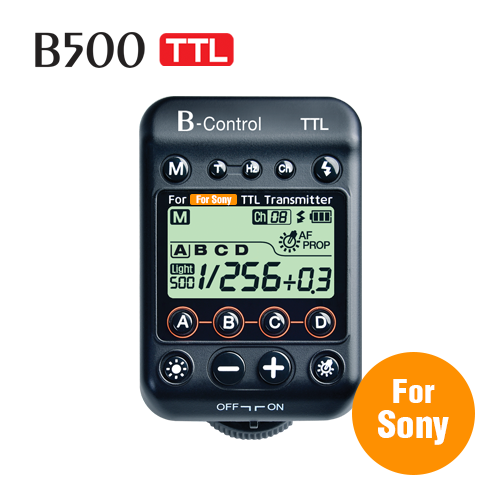 B-Control TTL / For Sony B500, B360 TransmitterSMDV